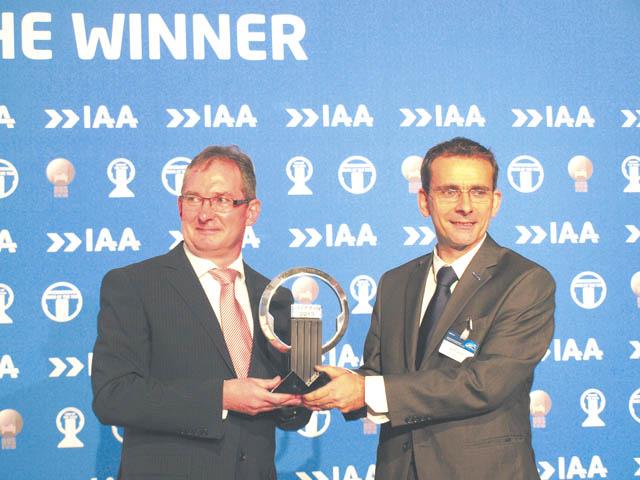 Новото Iveco Daily е Международен ван на годината