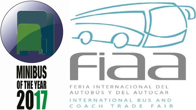Международното жури Автобус на годината учредява награда Minibus of The Year