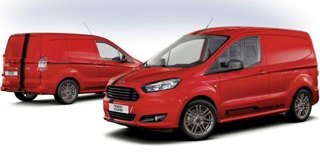 Малко спорт за Ford Transit и Tourneo