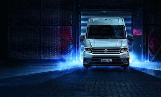 Тънкостите в модерния занаят с VW Crafter: Cloudnine