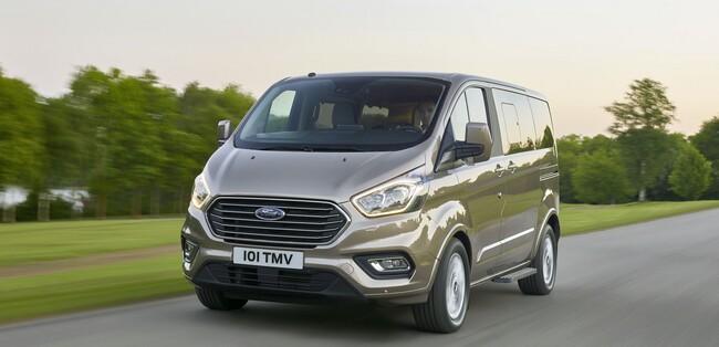 Идва новият Ford Tourneo Custom