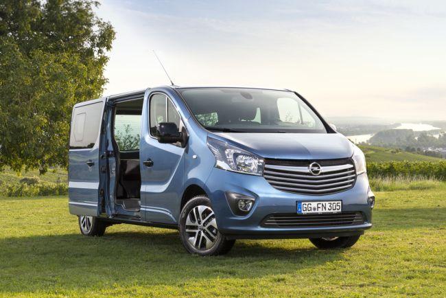 Opel Vivaro Life: мoтел на колела