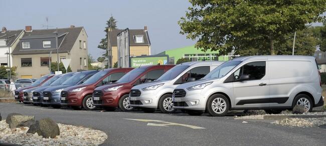 Първи тест на новите Ford Transit Connect и Transit Courier