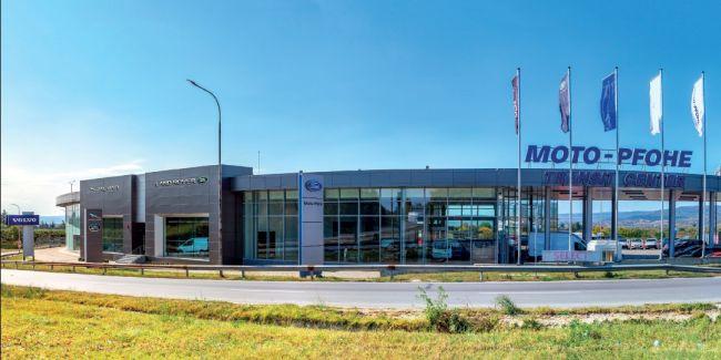 Мото-Пфое с напълно обновен комплекс във Варна