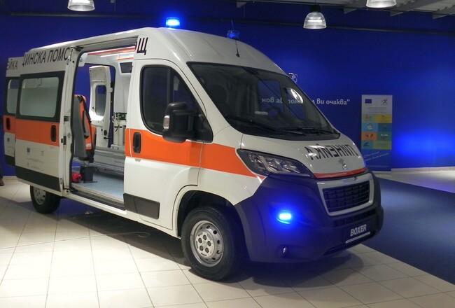 София Франс Ауто достави първите две нови линейки Peugeot