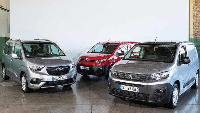 Новите Peugeot Partner, Citroen Berlingo и Opel Combo