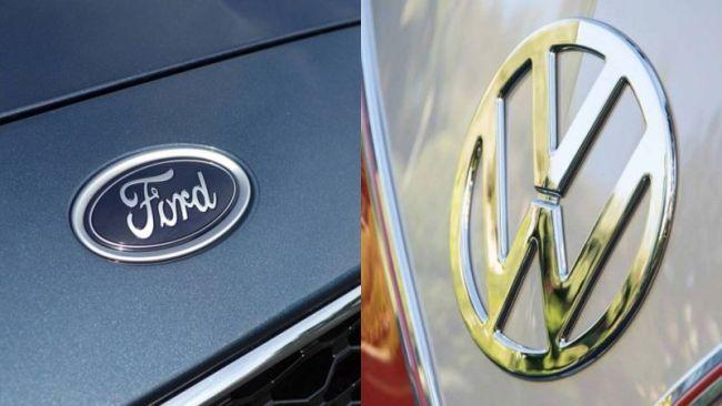 VW и Ford ще правят заедно ванове и пикапи