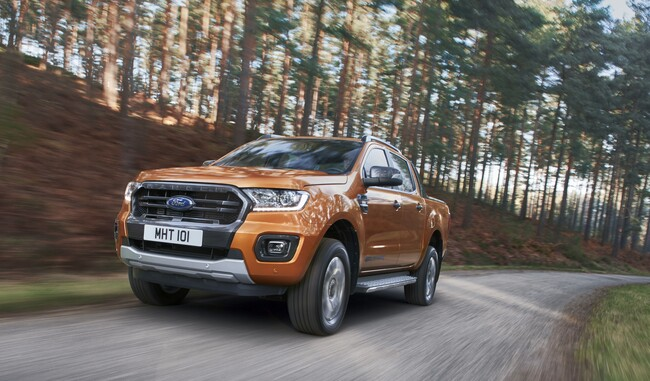 Новият Ford Ranger идва по-мощен, по-икономичен и по-интелигентен