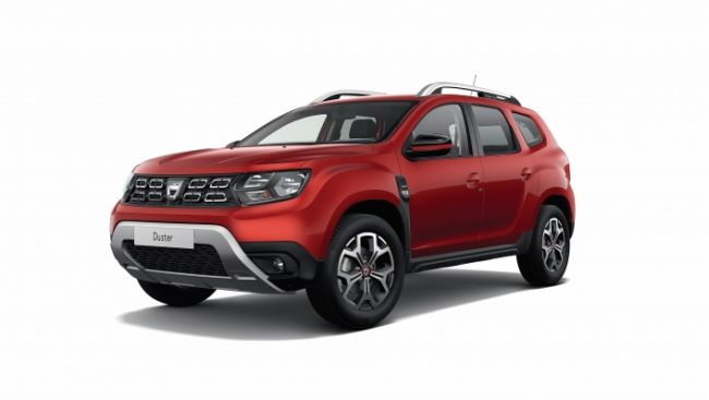 Dacia представя нова лимитирана серия в Женева