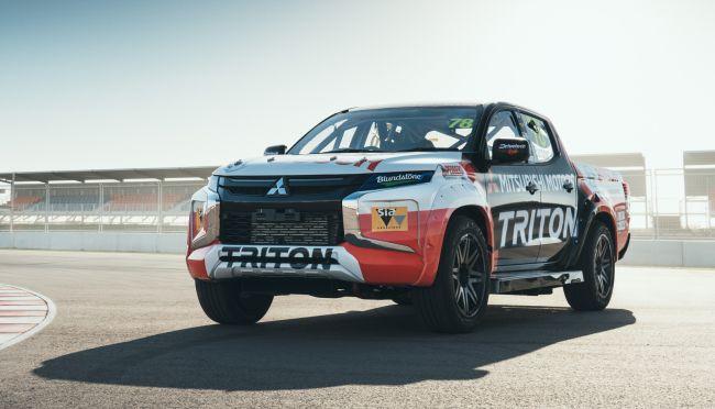 Новият Mitsubishi L200 по пистите в Австралия