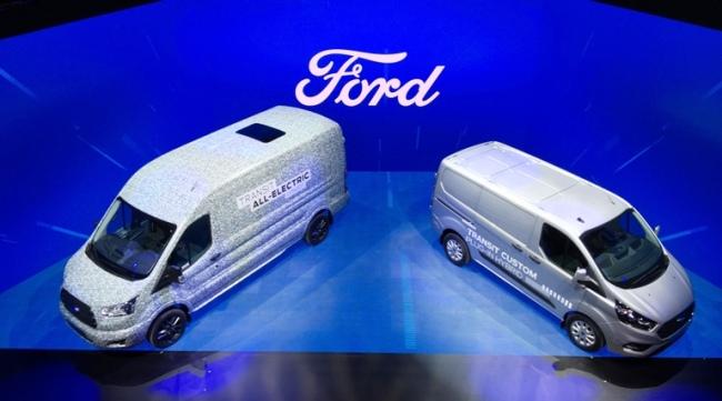 Ford отива по-далеч с хибриди и електромобили