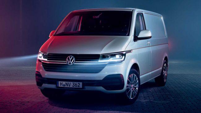 Световна премиера на Volkswagen T6.1
