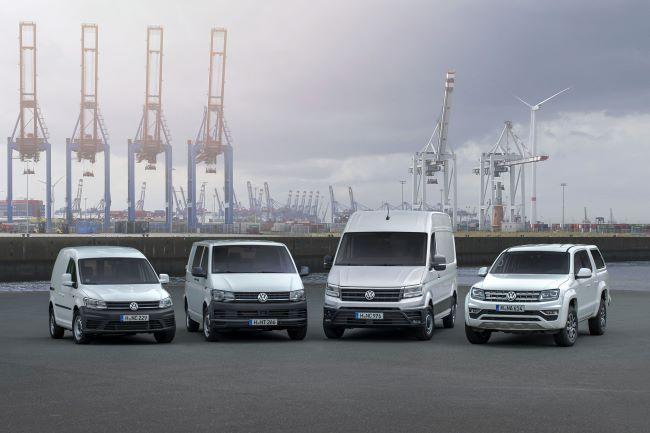 VWCV продаде 215 000 ванове и пикапи до май 2019