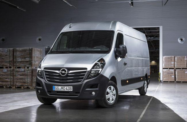 Новият Opel Movano: от 27 925 евро в Германия