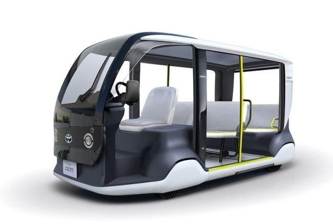 Toyota с решение за мобилност за Олимпиадата