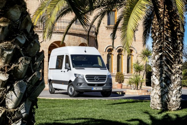 Mercedes-Benz по пътя към успеха на пазара за кемпери