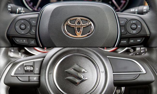 Toyota и Suzuki заедно за автономното управление