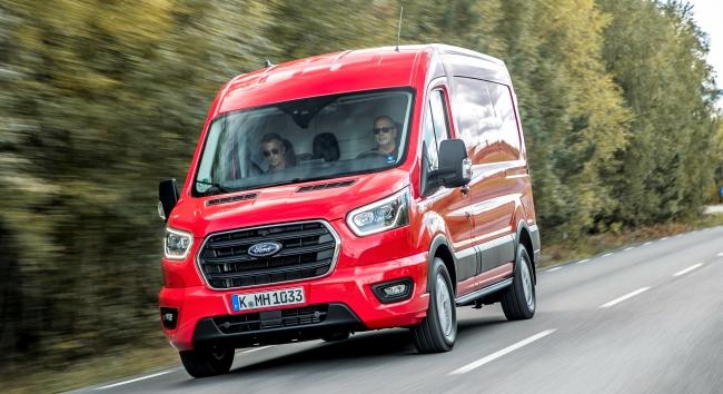 Тест: Новите Ford Transit и Transit Custom PHEV