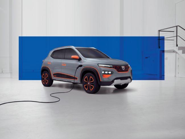 Dacia пуска първия си електрически автомобил