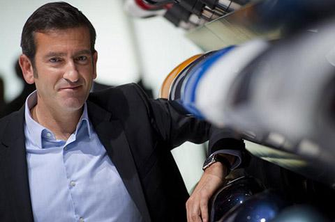 Алехандро Месонеро-Романос се присъединява към Groupe Renault