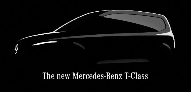 Задава се Mercedes-Benz T-Class