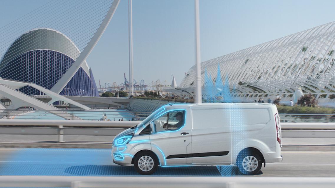 Ford ще продава спортни Transit Custom и Connect