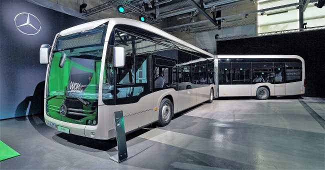 Mercedes-Benz Buses – Now & Next
