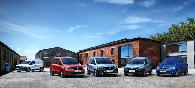 Renault обеща революция с новите Kangoo и Express