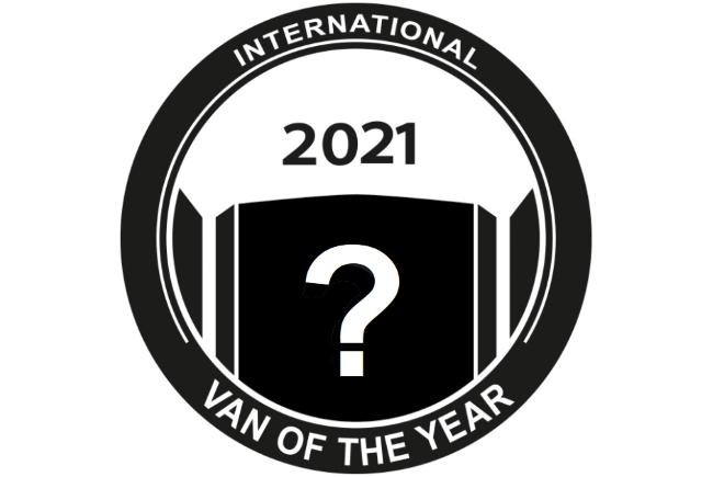 International Van of the Year 2021 ще стане известен на 17 декември