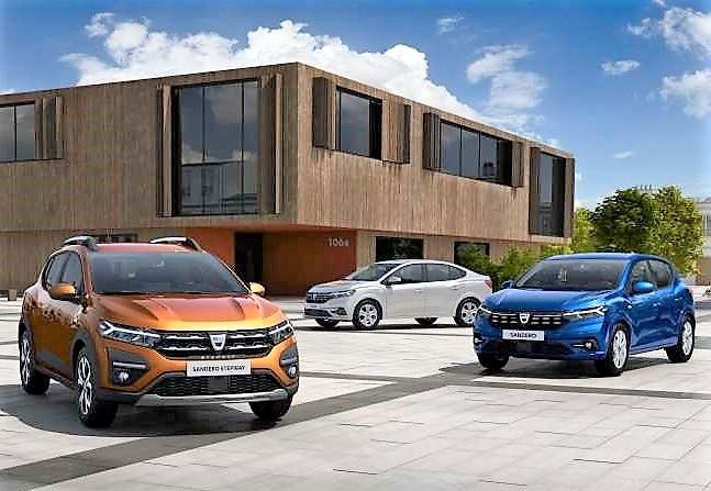 Dacia обяви цените на новите Sandero, Sandero Stepway и Logan за България