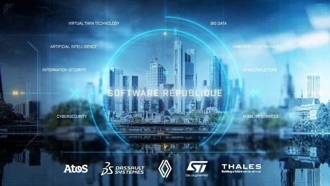 Проектът Software République стартира с участието на Groupe Renault