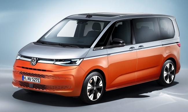 Световна премиера на Volkswagen T7 Multivan
