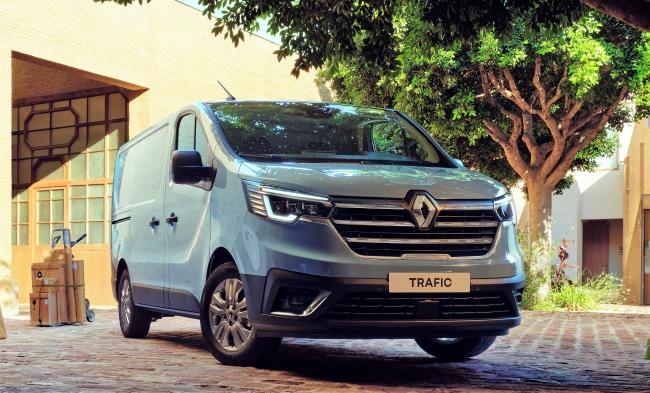 Поръчките за новия Renault Trafic са отворени