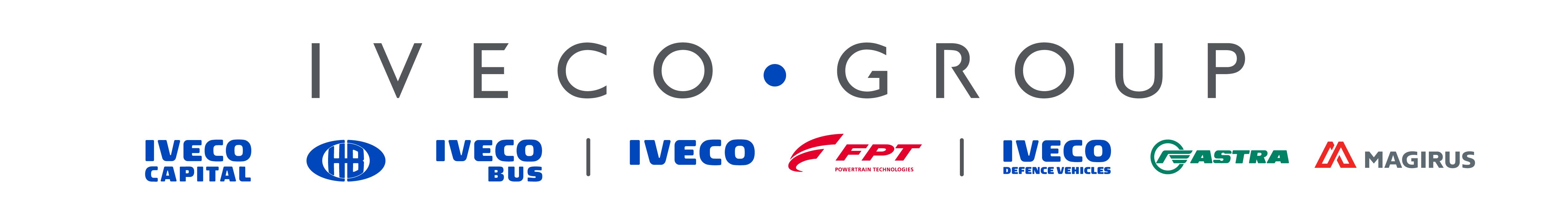 Името и логото на Iveco Group гледат в бъдещето
