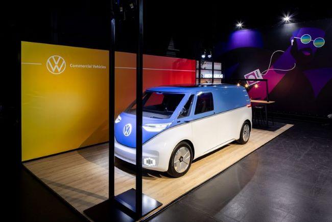 Volkswagen Commercial Vehicles гостува на The Next Web