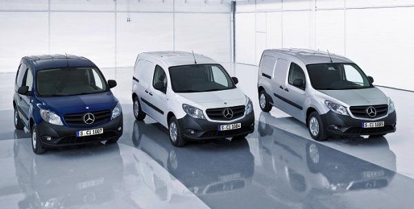 Новият Mercedes-Benz Citan с награда в Испания