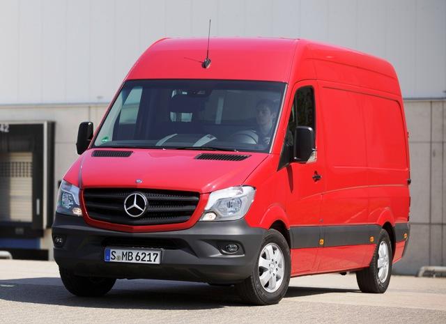 Mercedes прекратява партньорството Sprinter – Crafter